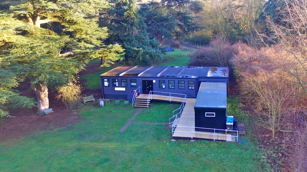 Lunney Lodge and Toilet Block
