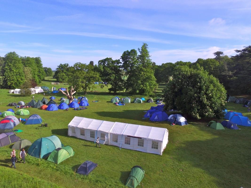 Bradfield Camp